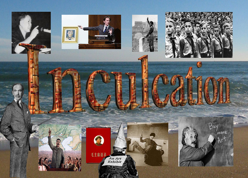 Inculcation show